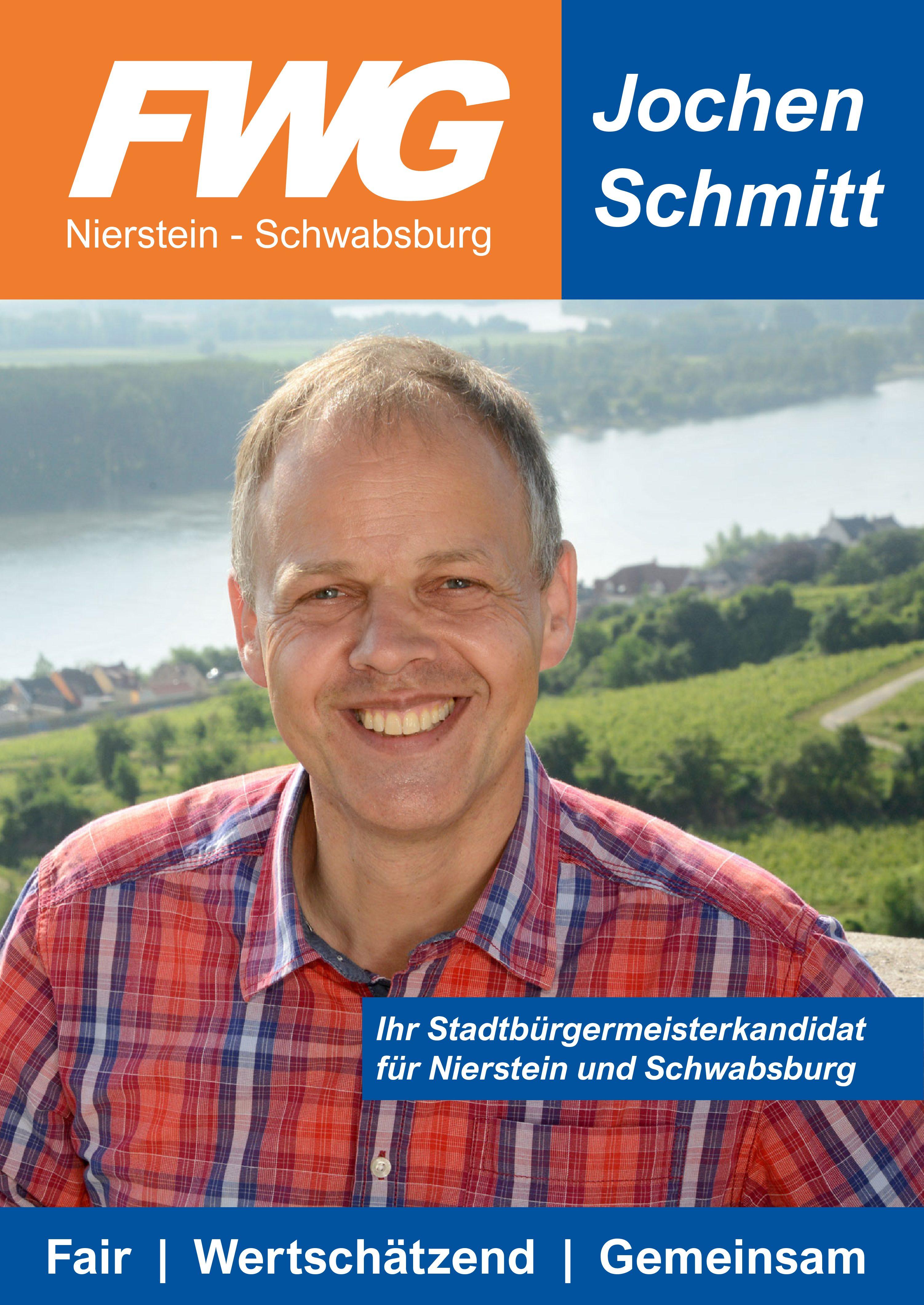 Jochen Schmitt – Unser Bürgermeisterkandidat